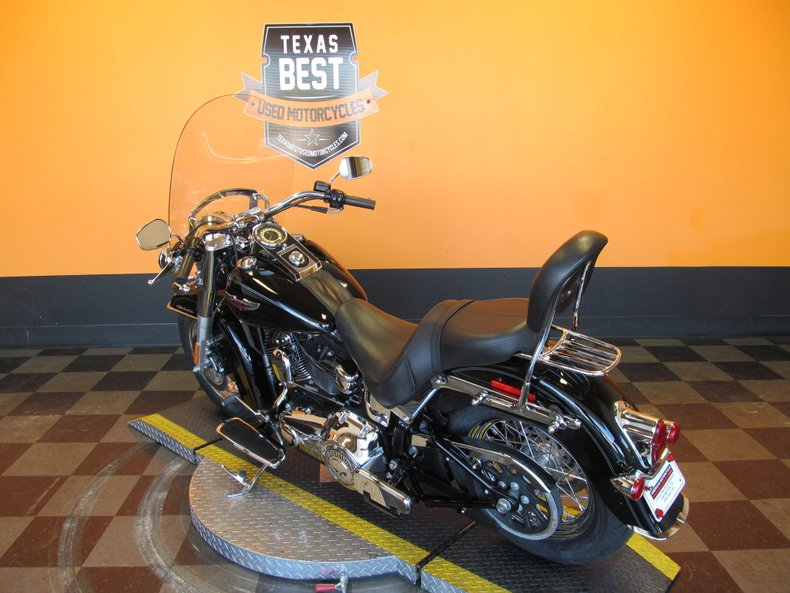 2010 Harley-Davidson Softail Deluxe