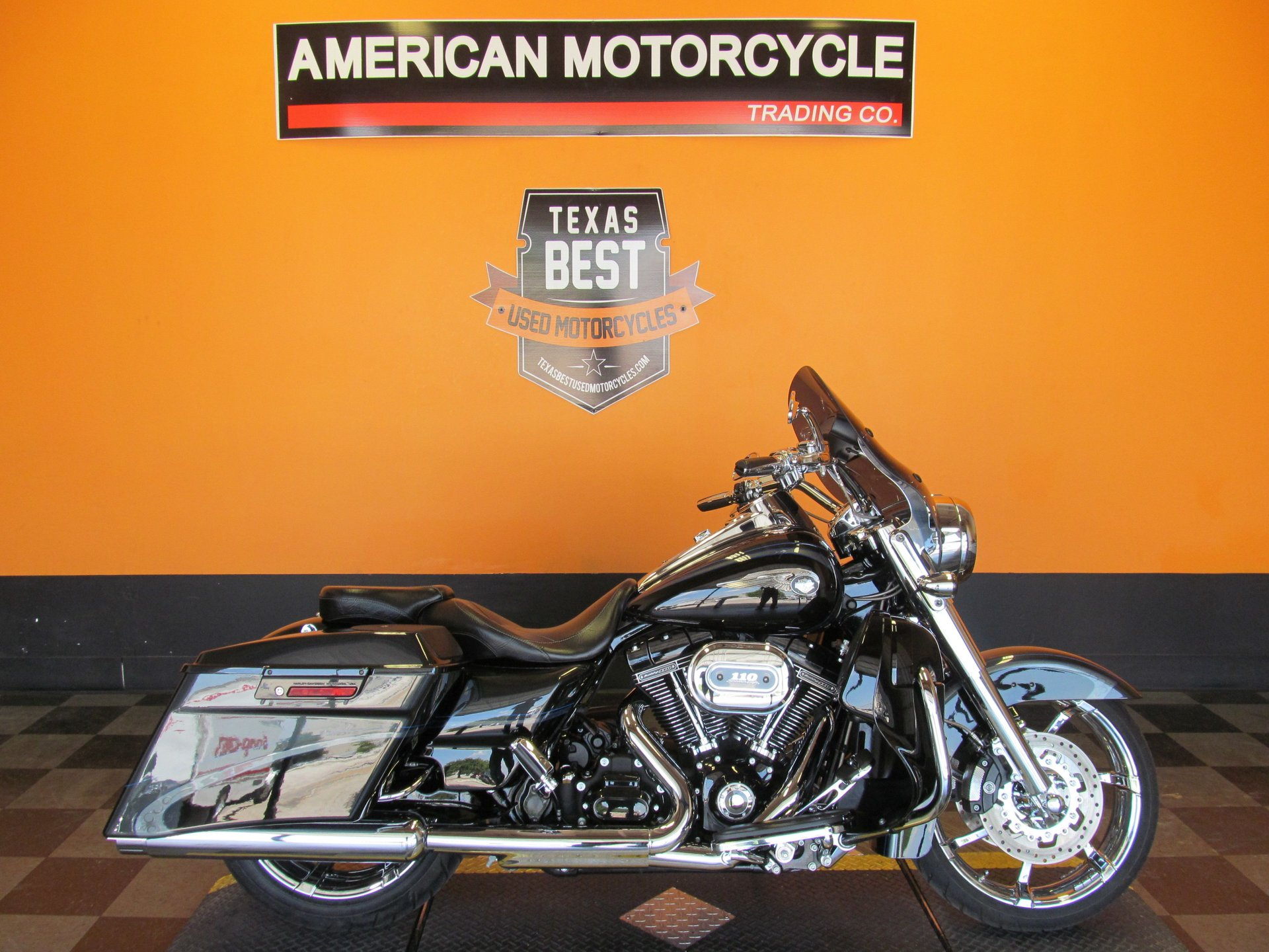 2013 harley davidson cvo road king 110th anniversary flhrse5