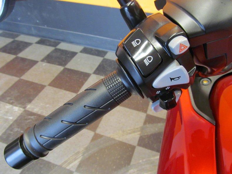 2014 Honda CTX700D