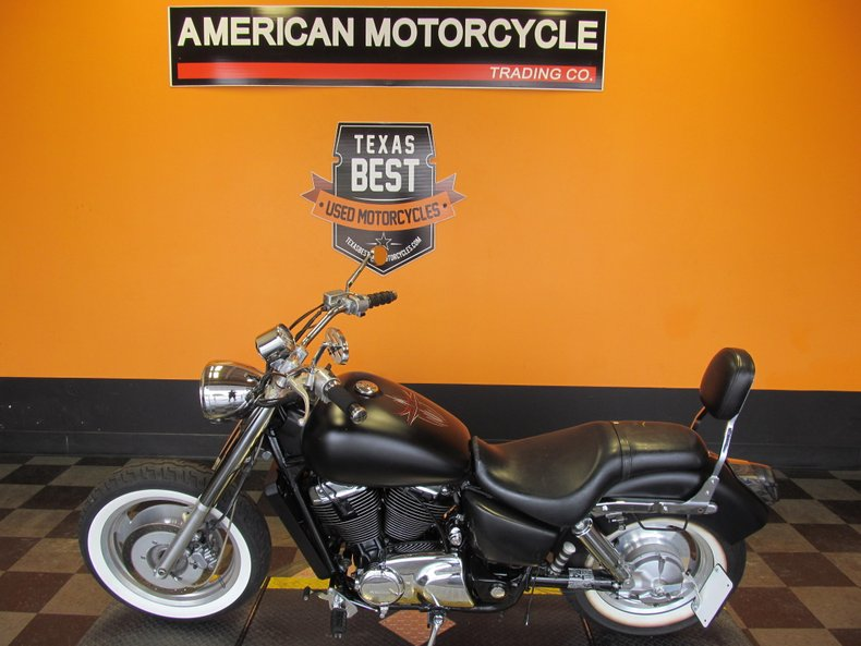 2007 Honda Shadow