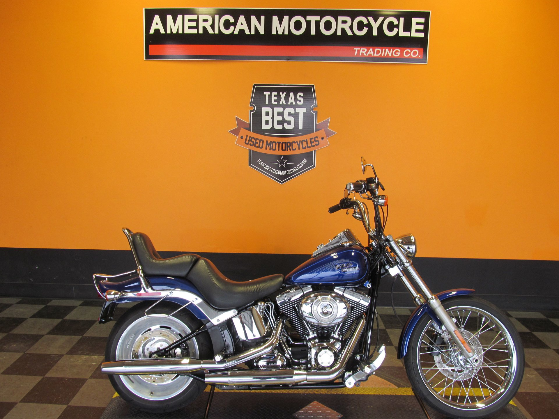 For Sale 2007 Harley-Davidson Softail Custom