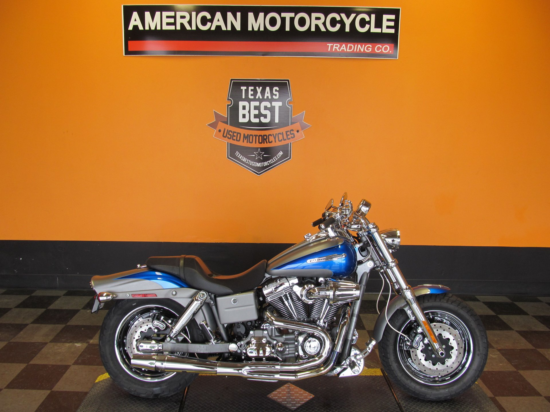 For Sale 2009 Harley-Davidson CVO Dyna Fat Bob