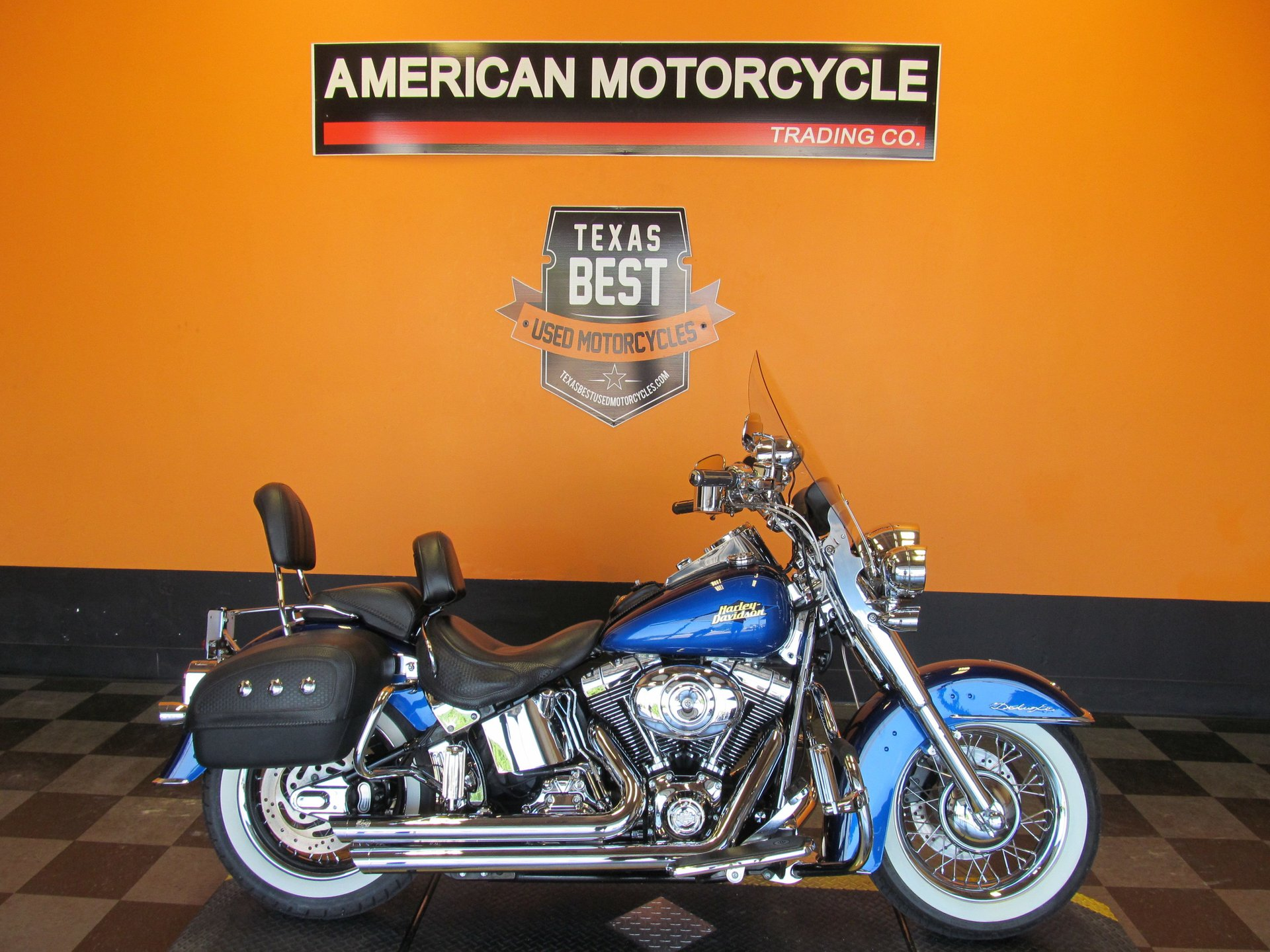 For Sale 2007 Harley-Davidson Softail Deluxe