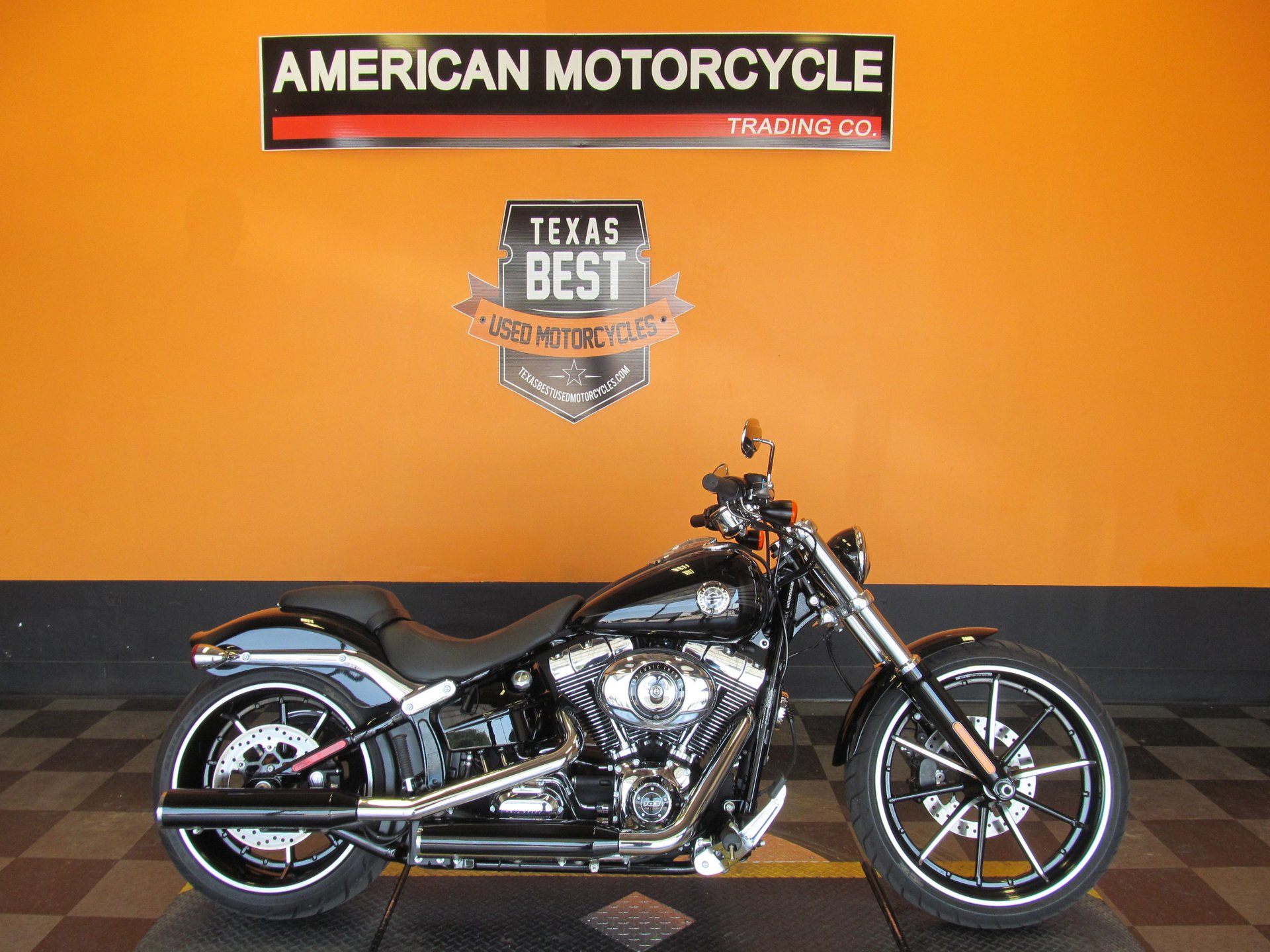 For Sale 2015 Harley-Davidson Softail Breakout