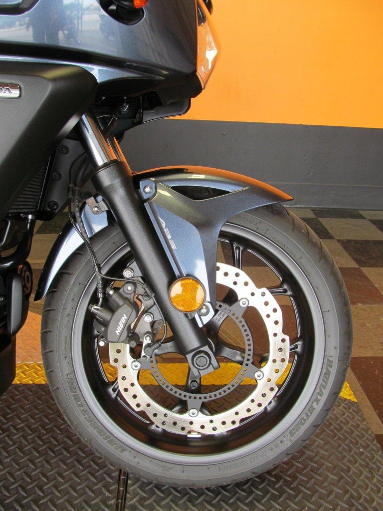 2015 Honda CTX700D