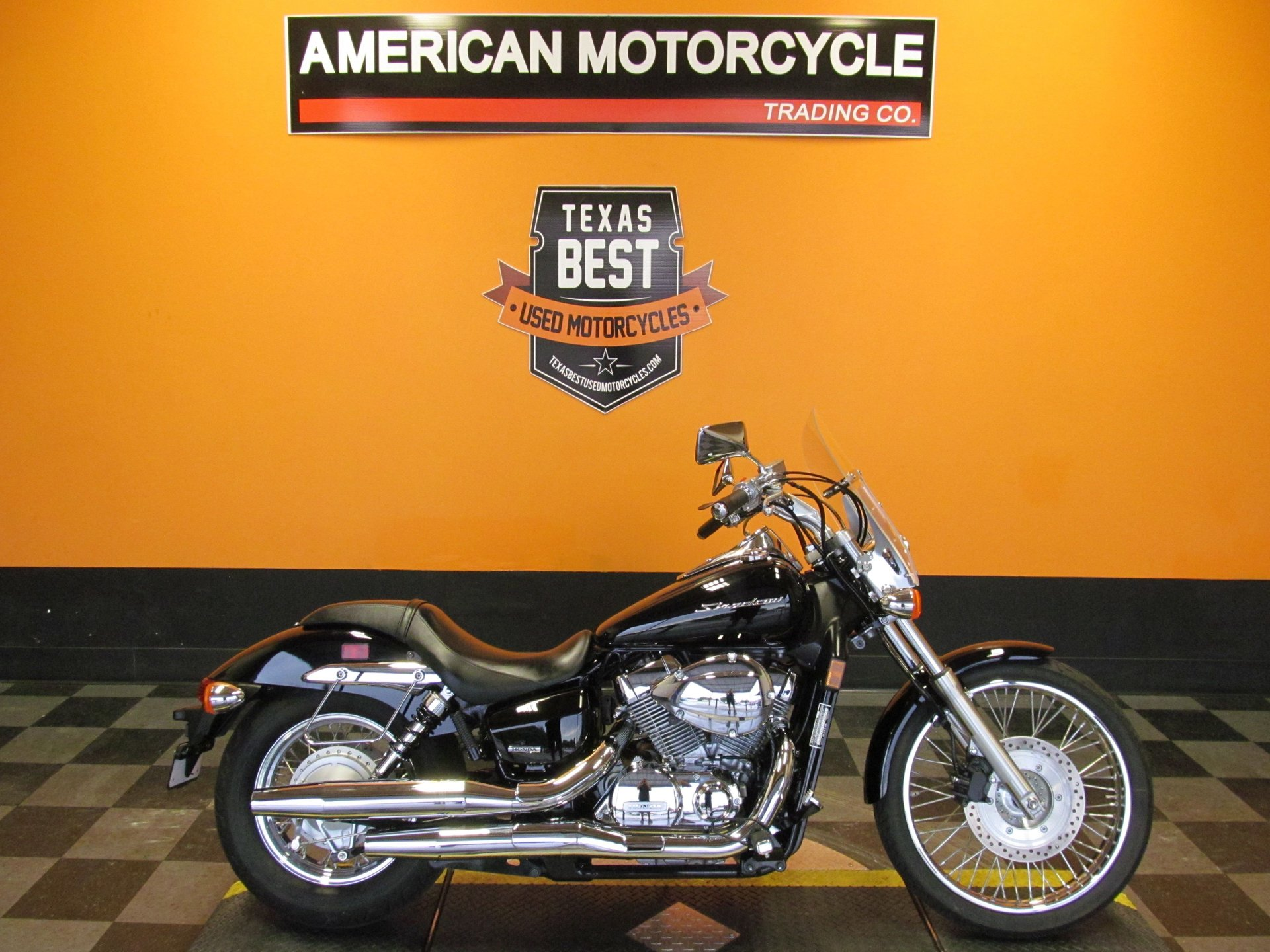 2012 honda shadow spirit vt750c2