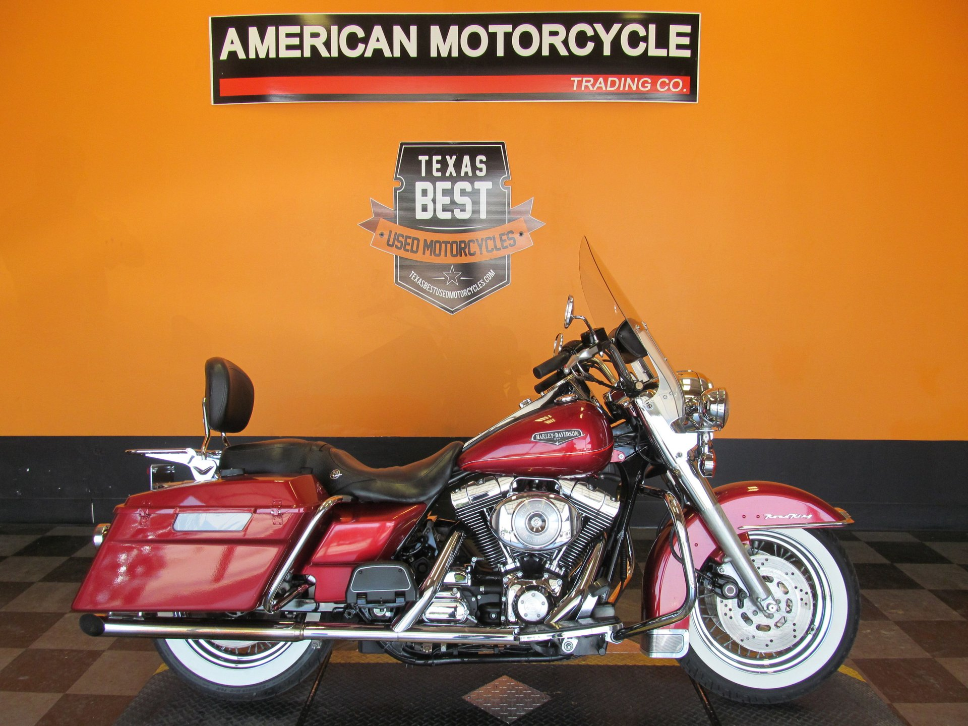 1999 harley davidson road king classic flhrci