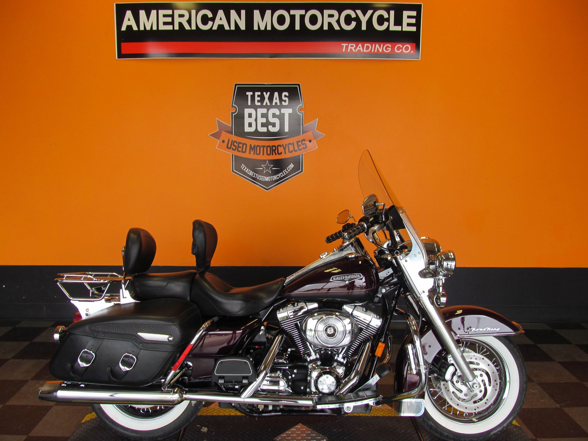 For Sale 2005 Harley-Davidson Road King