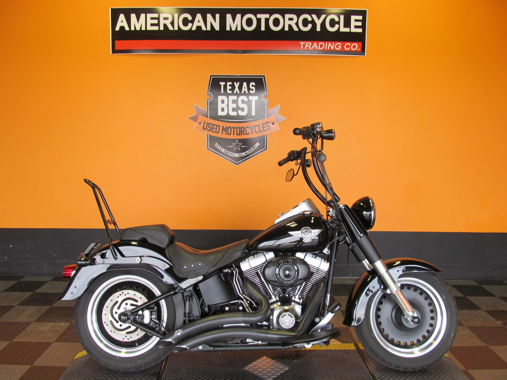 For Sale 2010 Harley-Davidson Softail Fat Boy