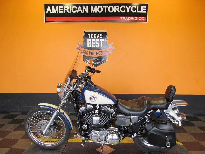 1999 Harley-Davidson Sportster 1200