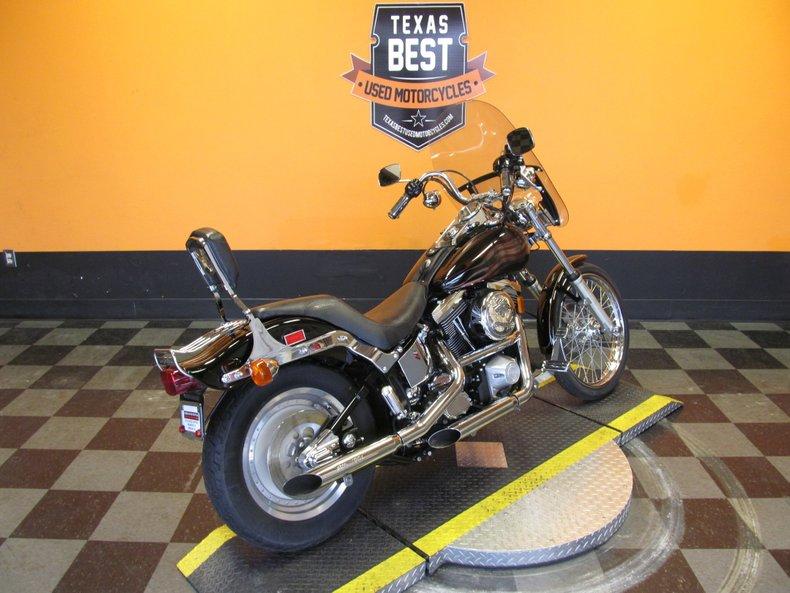 1998 Harley-Davidson Softail Custom