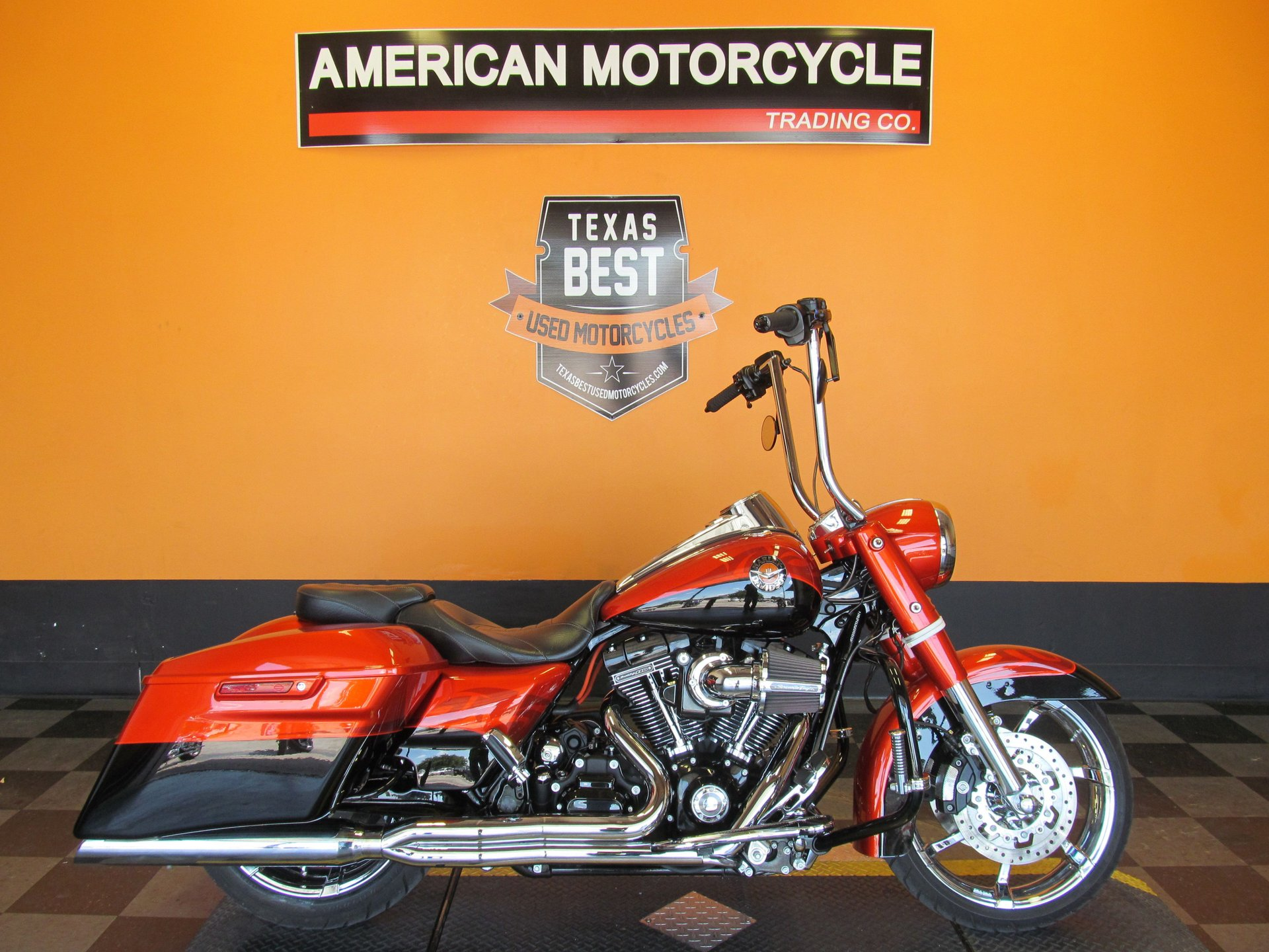 For Sale 2014 Harley-Davidson CVO Road King