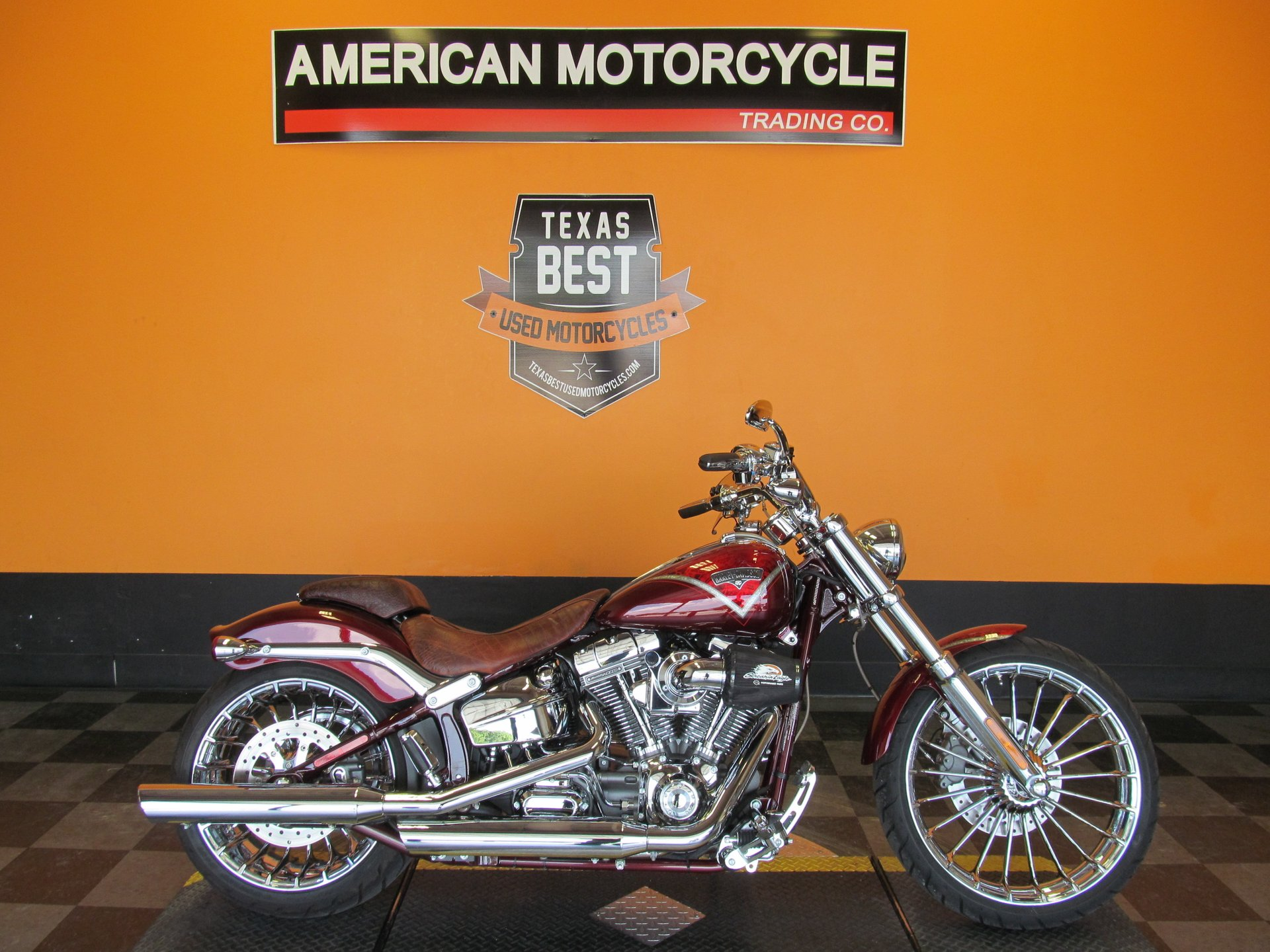 For Sale 2013 Harley-Davidson CVO Softail Breakout