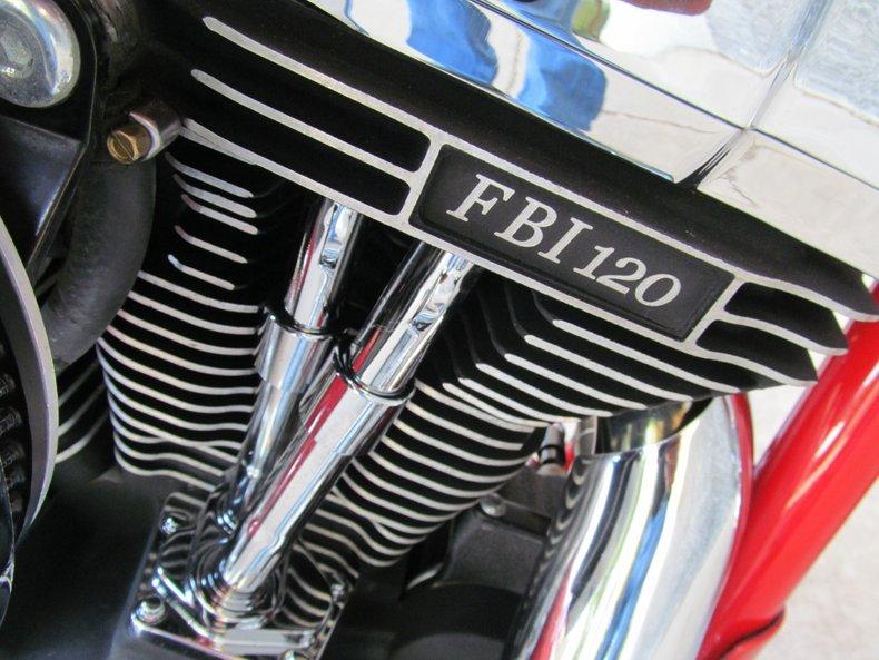 2008 Fatbagger Razorback Trike