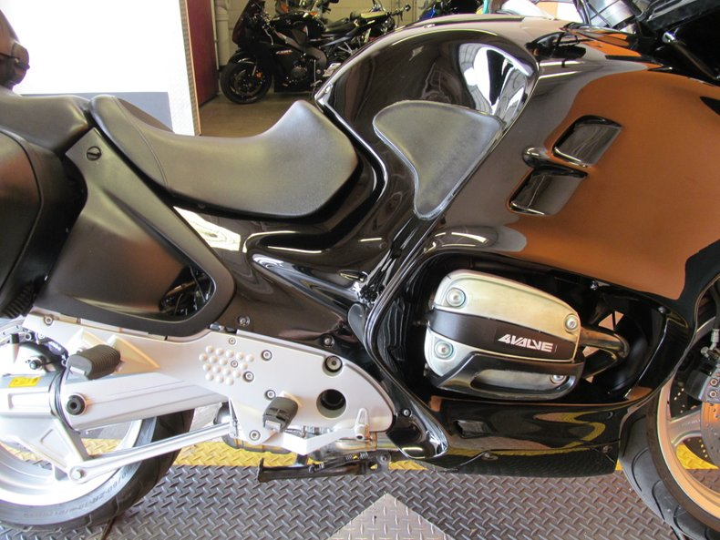 1999 BMW R1100RTAmerican Motorcycle Trading Company - Used