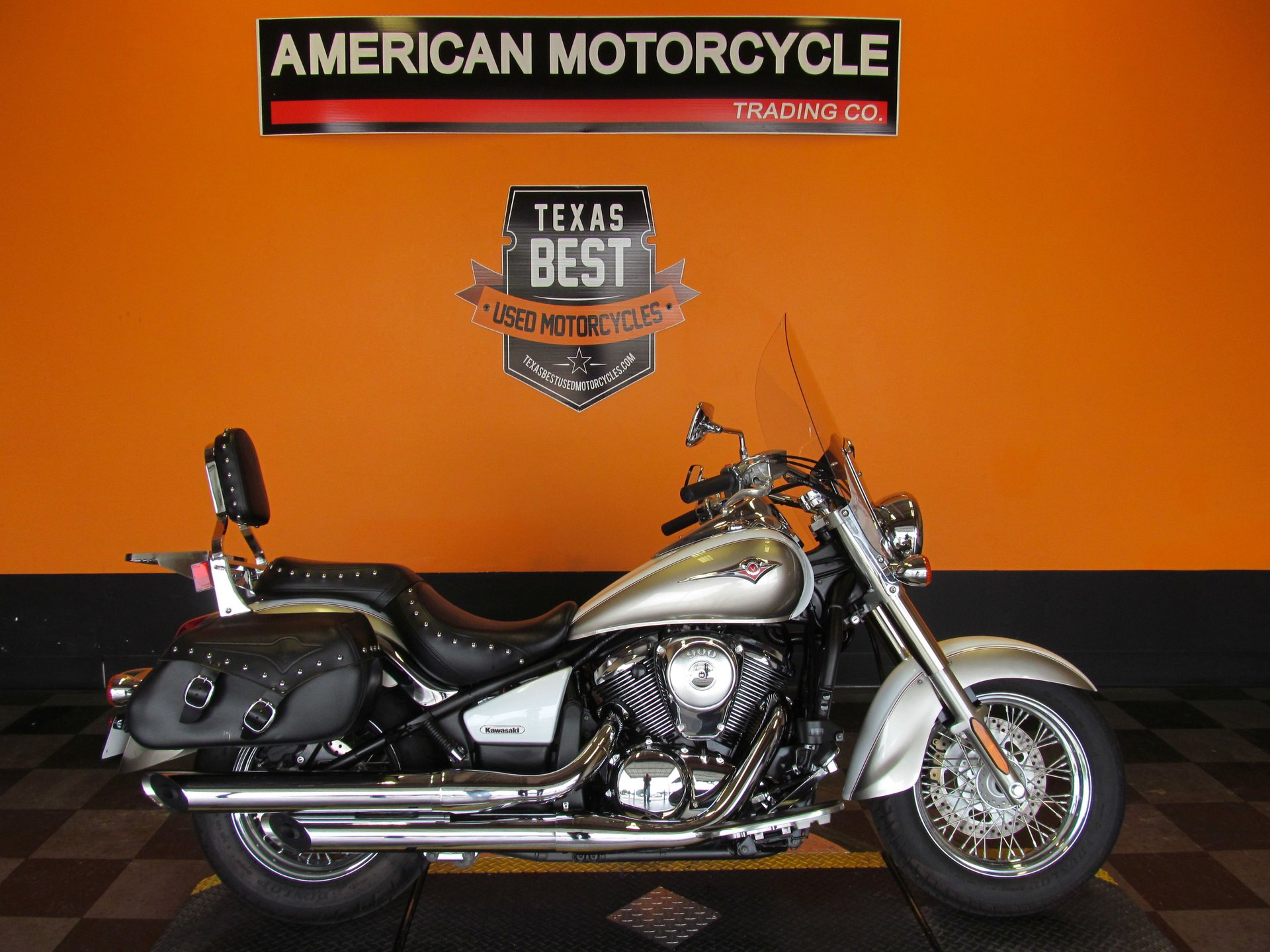 For Sale 2008 Kawasaki Vulcan