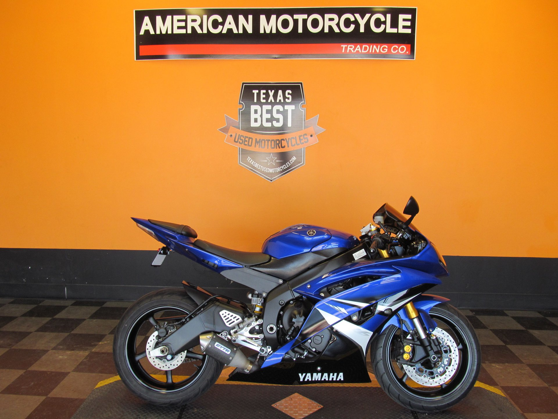 For Sale 2008 Yamaha YZF-R6