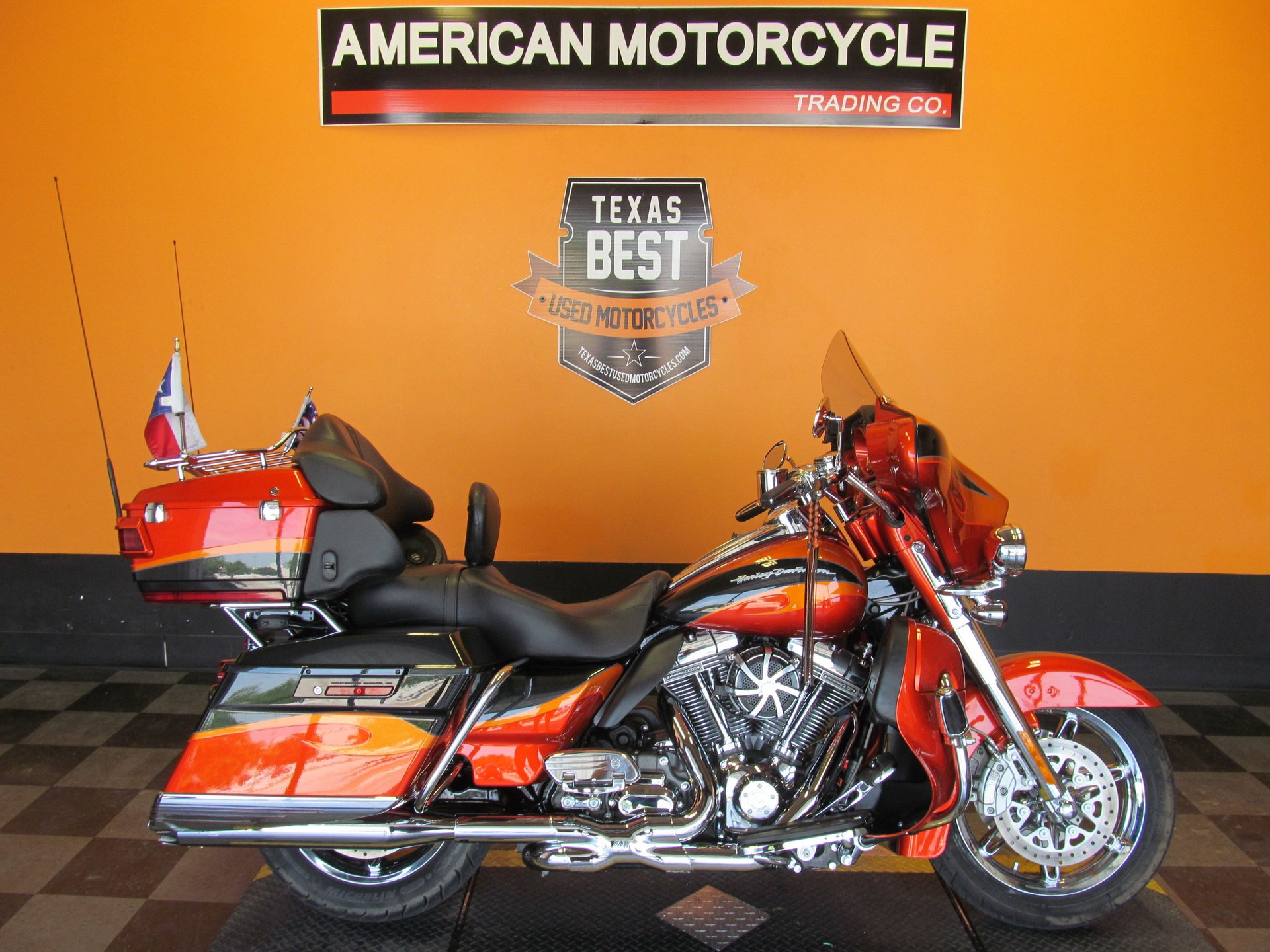 For Sale 2013 Harley-Davidson CVO Ultra Classic