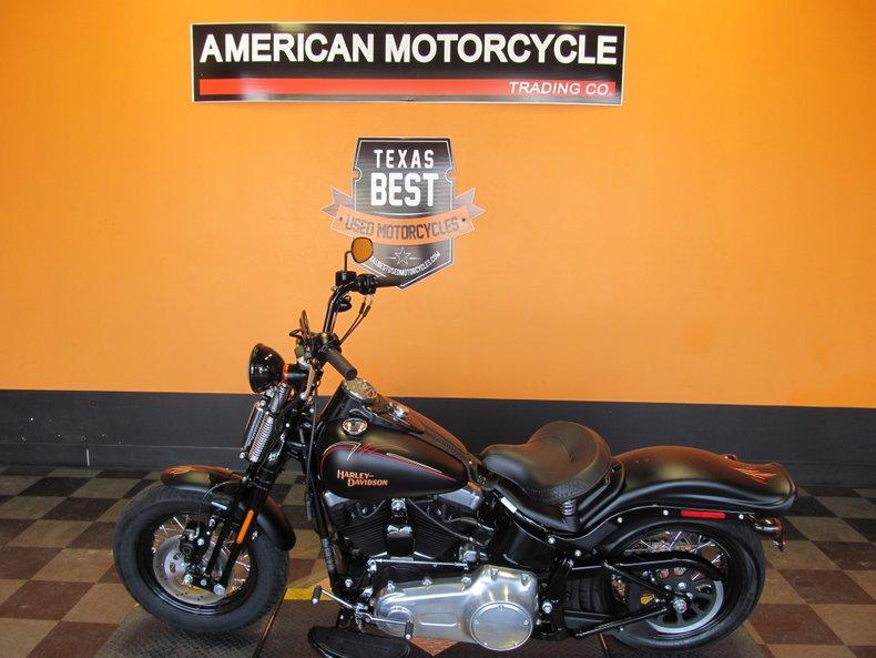 2010 Harley-Davidson Softail Crossbones