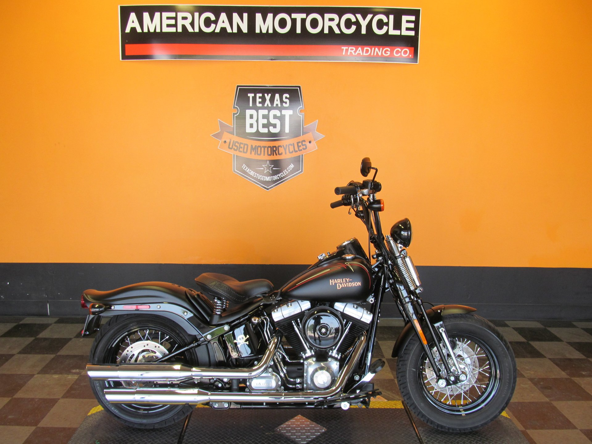 For Sale 2010 Harley-Davidson Softail Crossbones