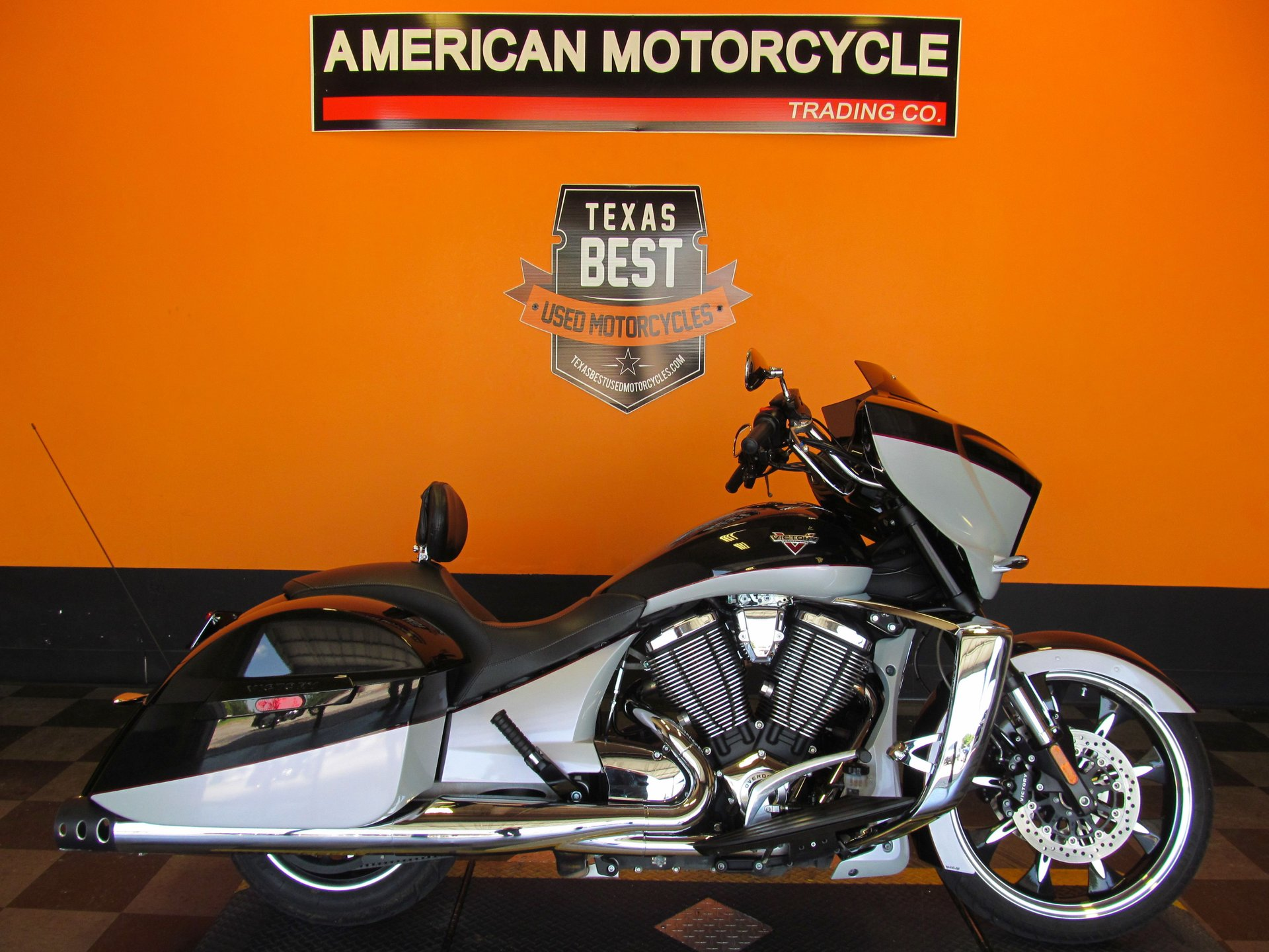 For Sale 2015 Victory Magnum