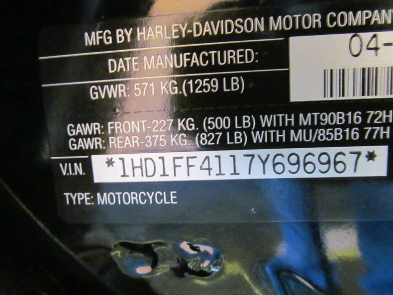 2007 Harley-Davidson Electra Glide