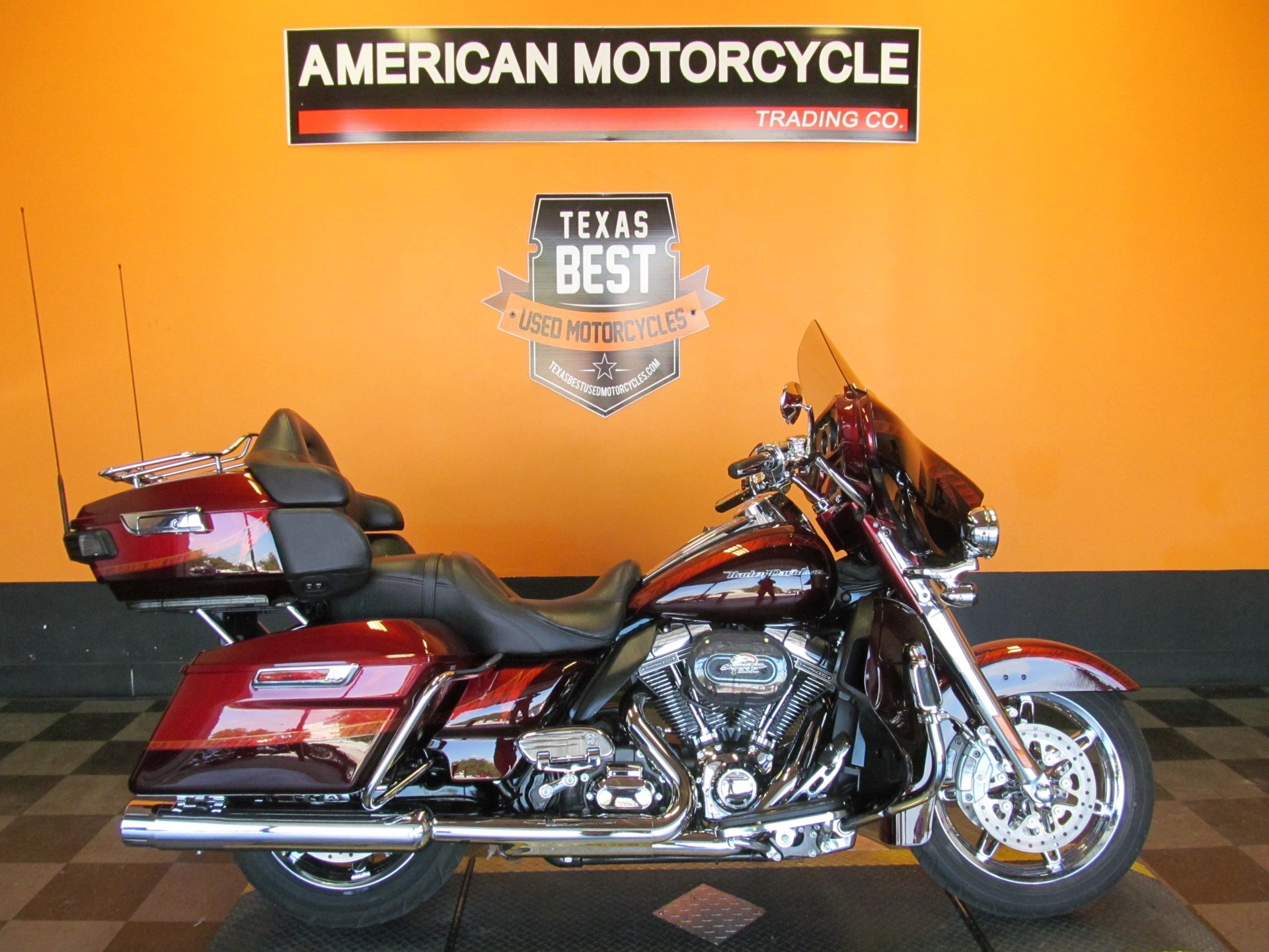 For Sale 2014 Harley-Davidson CVO Ultra Limited
