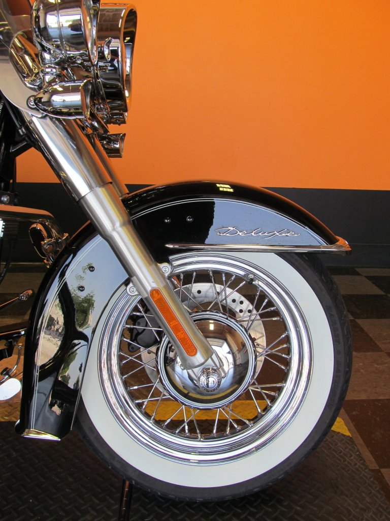 2009 Harley-Davidson Softail Deluxe