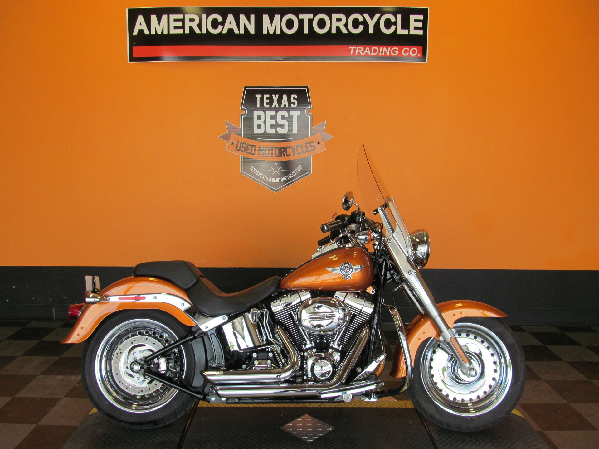 For Sale 2014 Harley-Davidson Softail Fat Boy