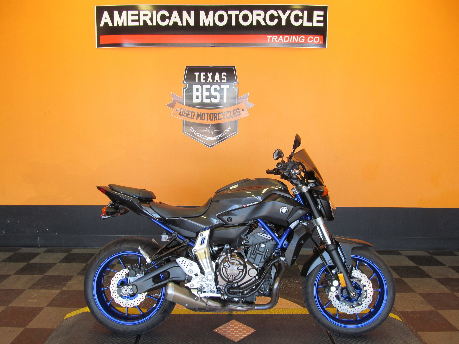 For Sale 2015 Yamaha FZ-07
