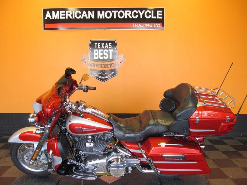 2008 Harley-Davidson CVO Ultra Classic
