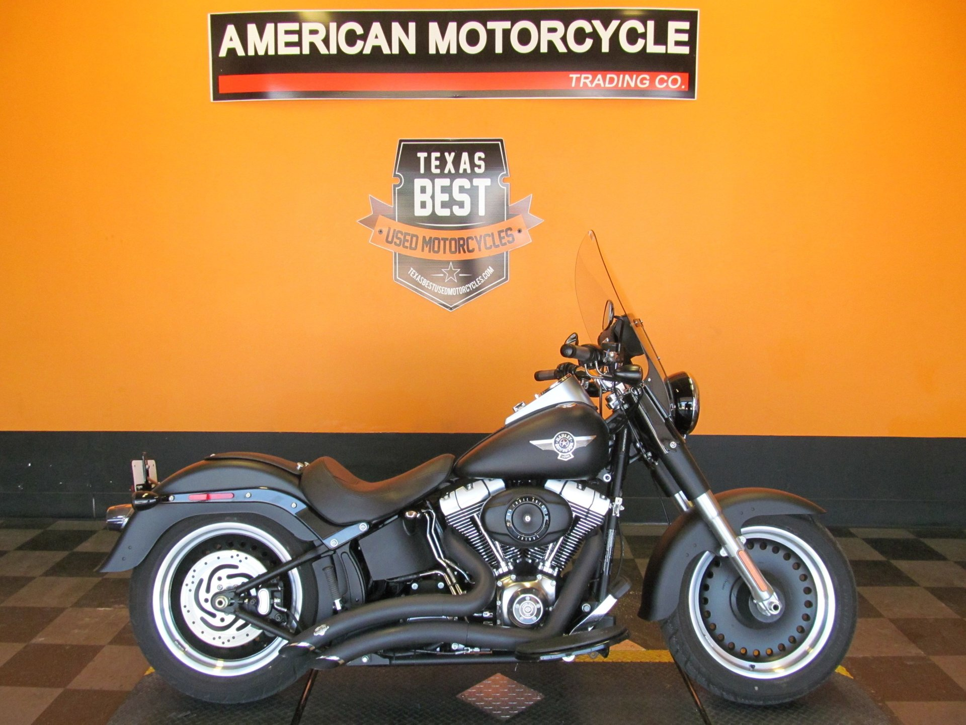 For Sale 2011 Harley-Davidson Softail Fat Boy