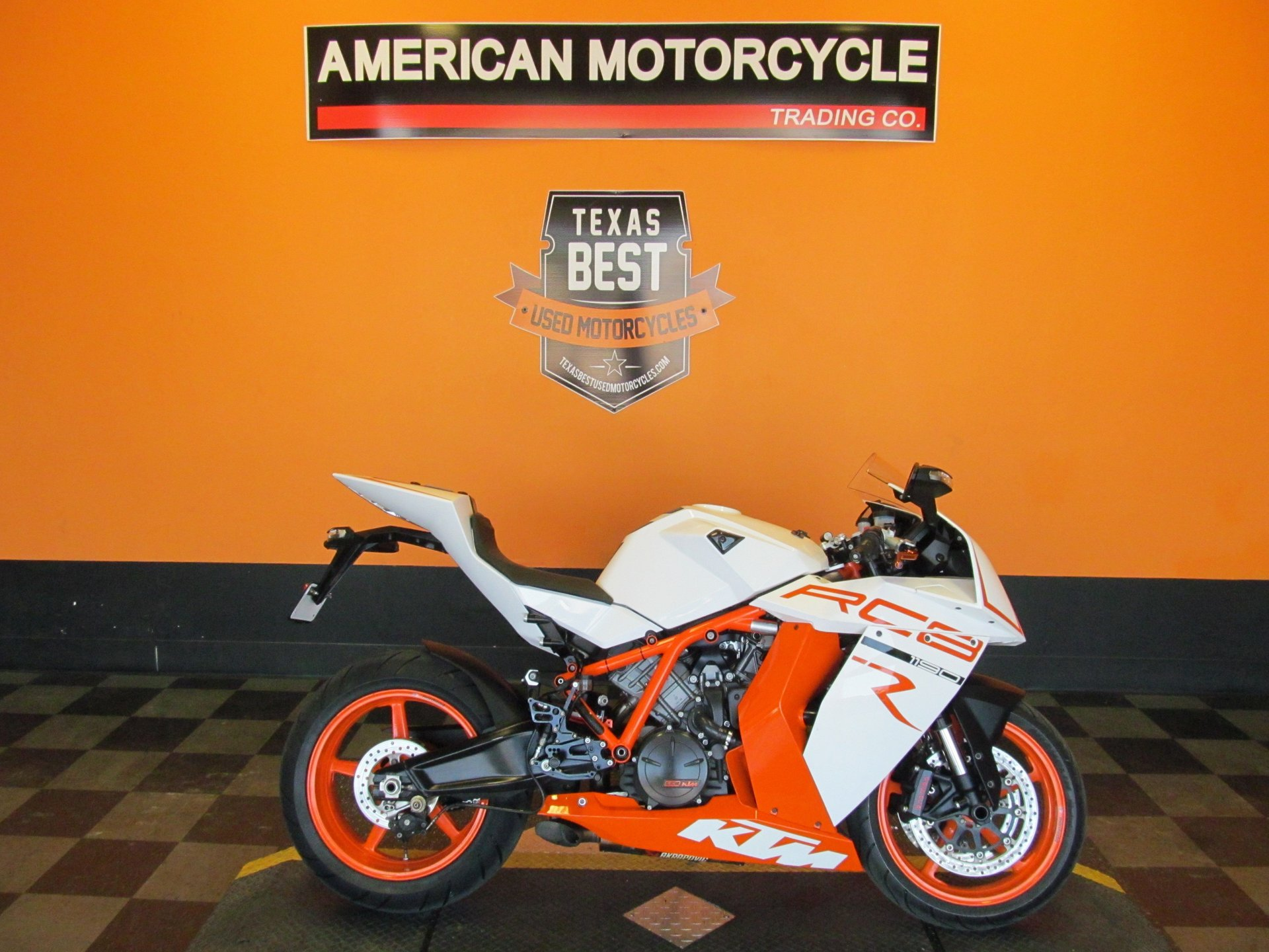 For Sale 2012 KTM RC8R