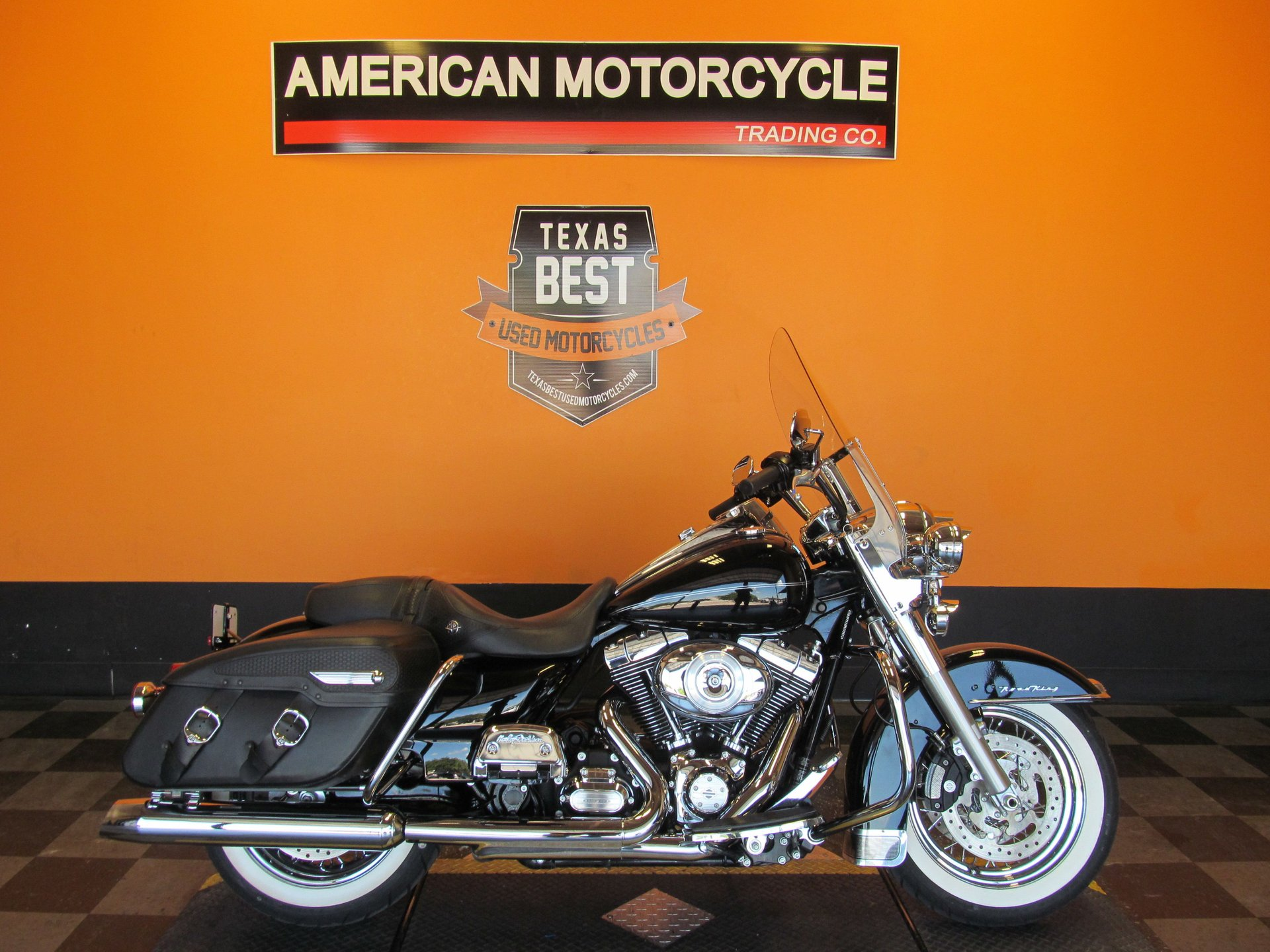 For Sale 2013 Harley-Davidson Road King