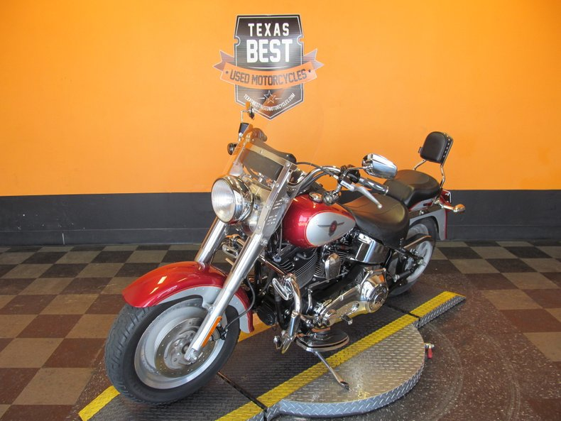 2004 Harley-Davidson Softail Fat Boy