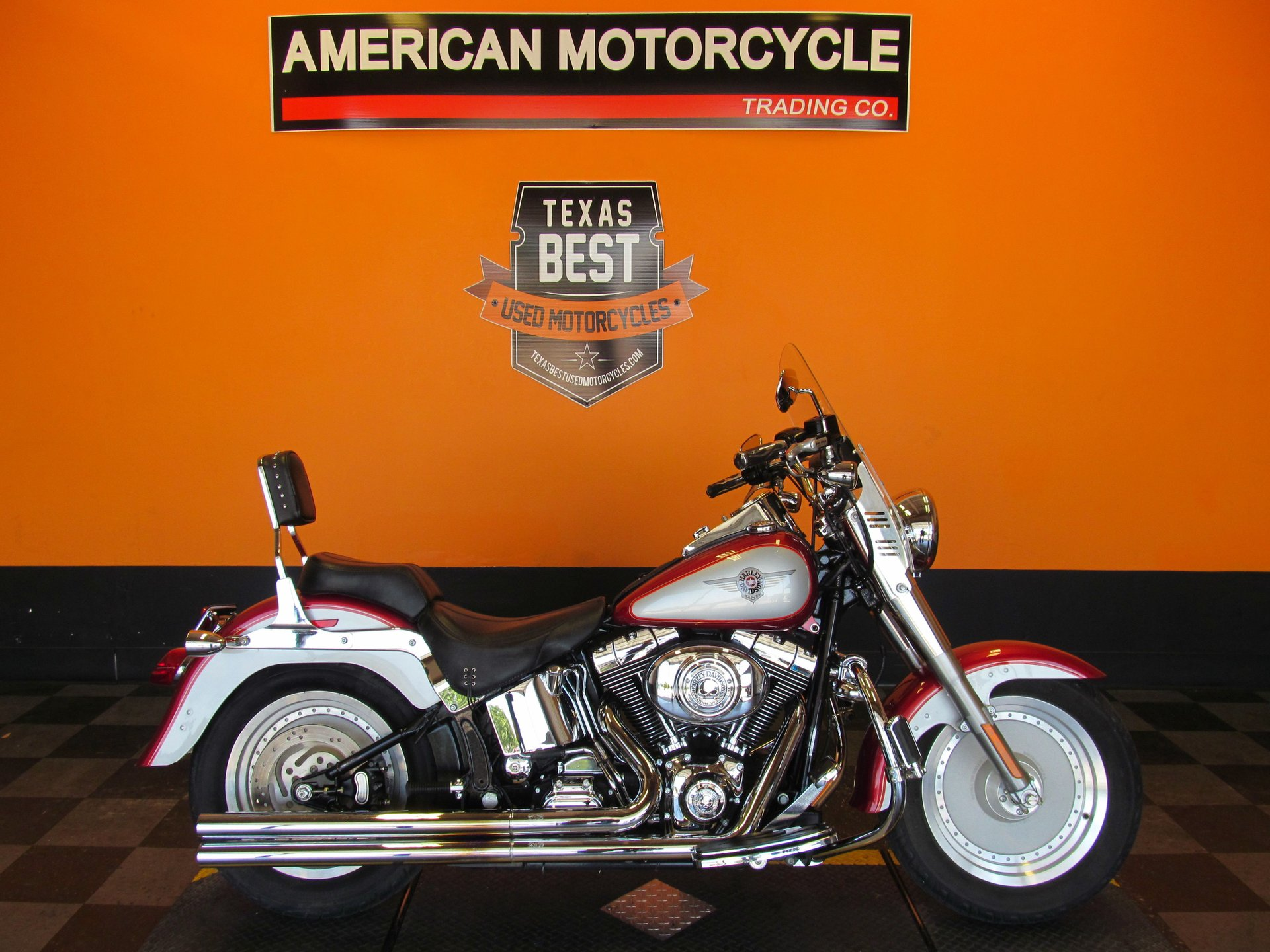 2004 harley davidson softail fat boy flstf
