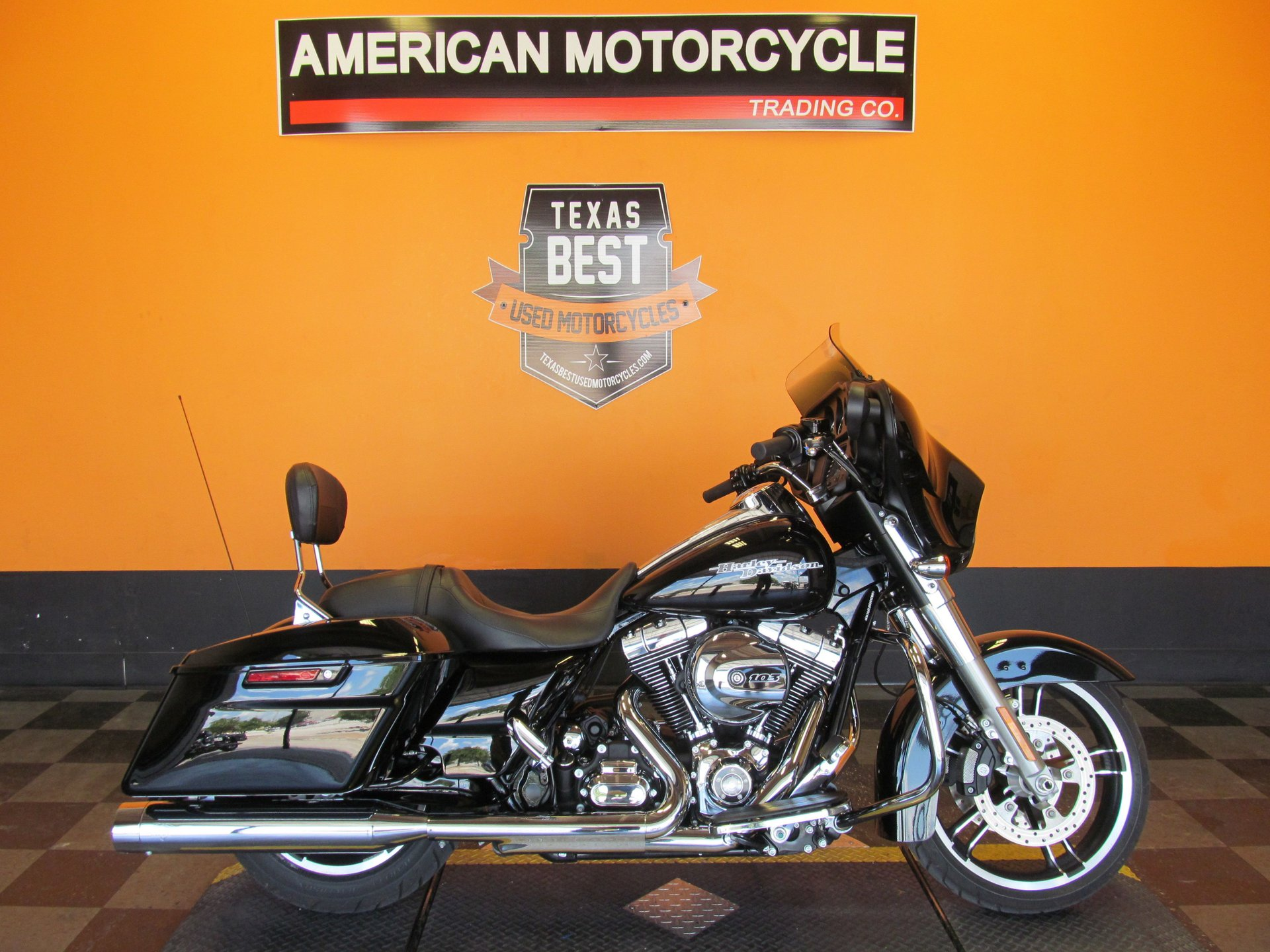 For Sale 2015 Harley-Davidson Street Glide