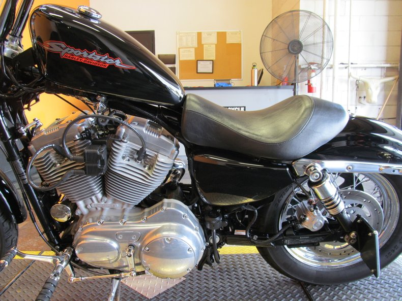 2005 Harley-Davidson Sportster 883