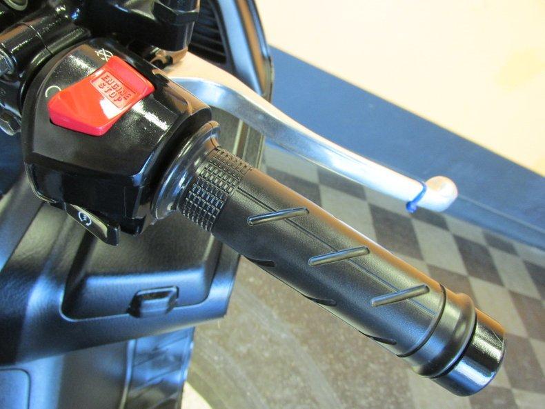 2012 Honda SilverWing