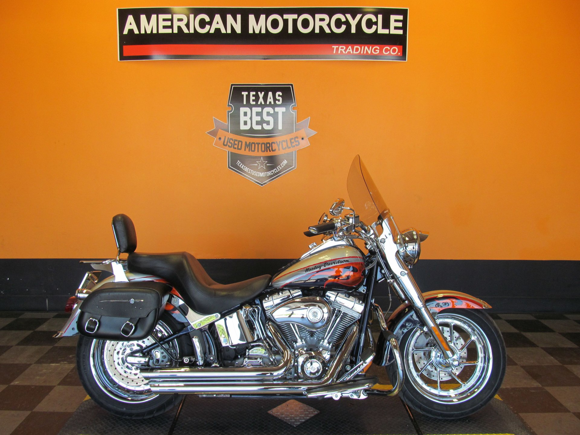 For Sale 2006 Harley-Davidson CVO Fat Boy