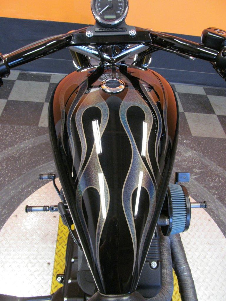2009 Thunder Mountain Spitfire Sinister