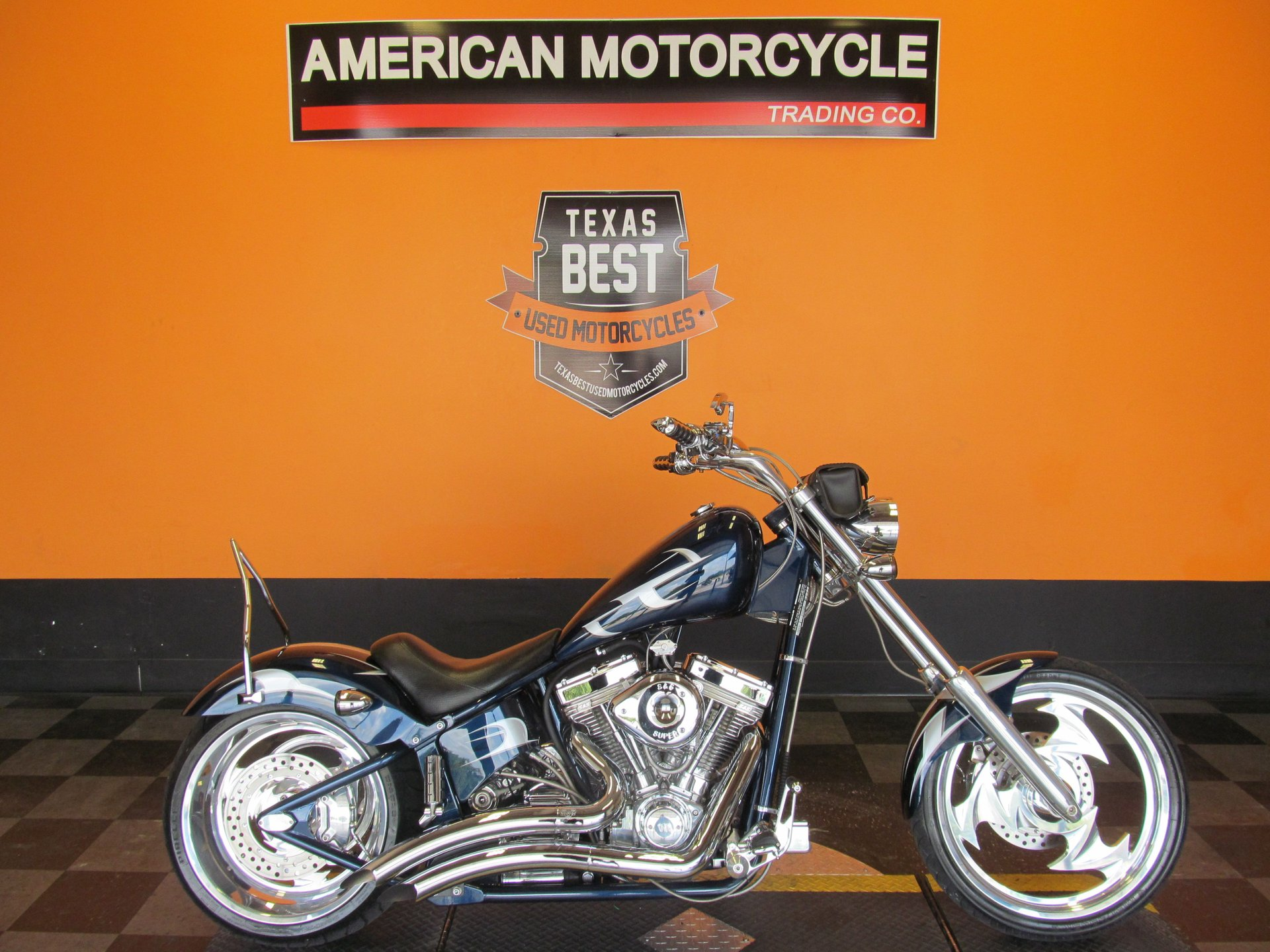 For Sale 2004 American Ironhorse Legend
