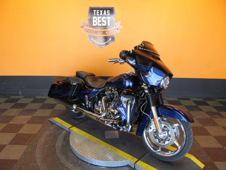 2016 Harley-Davidson CVO Street Glide