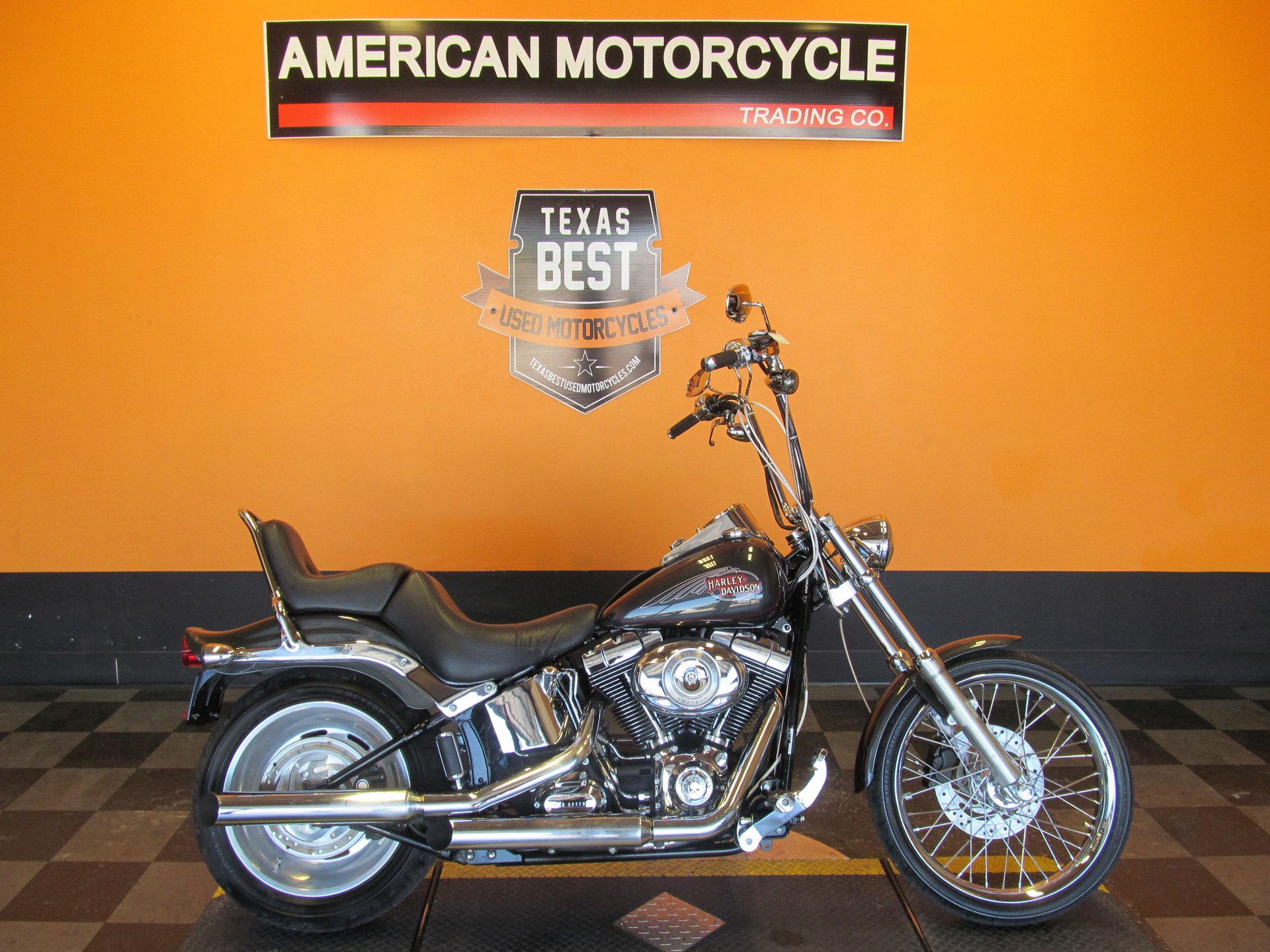 For Sale 2008 Harley-Davidson Softail Custom