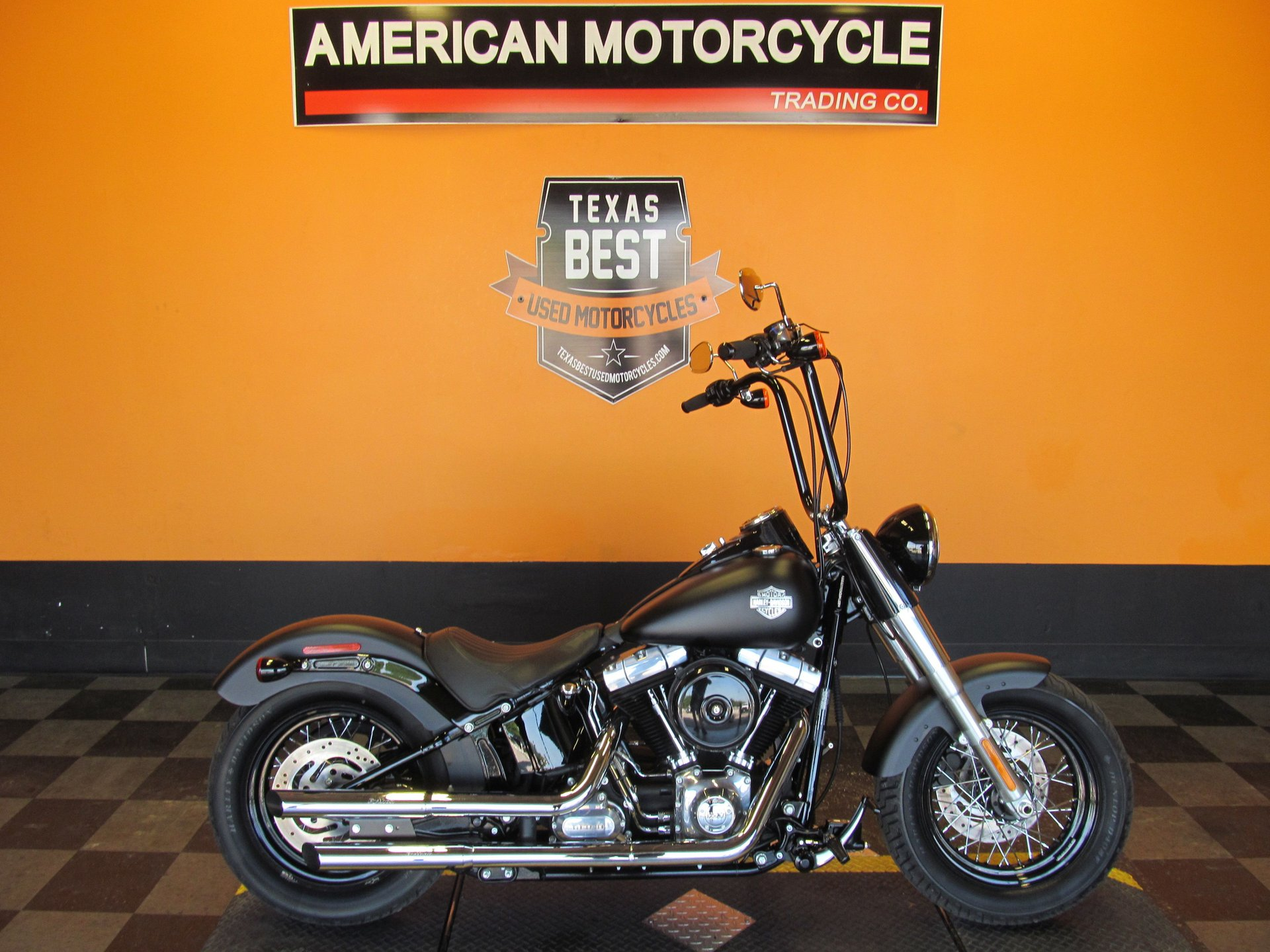 For Sale 2012 Harley-Davidson Softail Slim