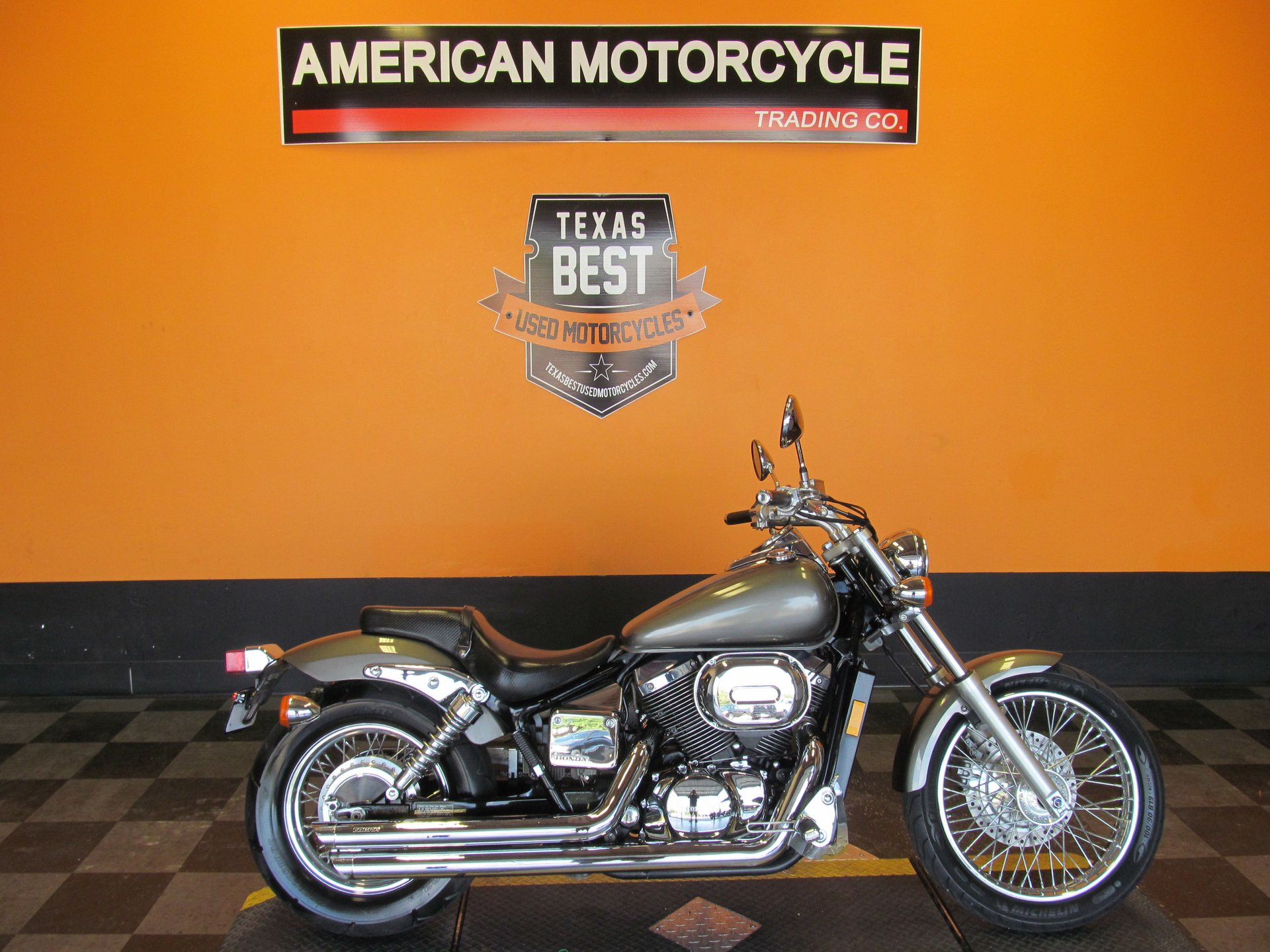 2006 honda shadow spirit vt750dcb