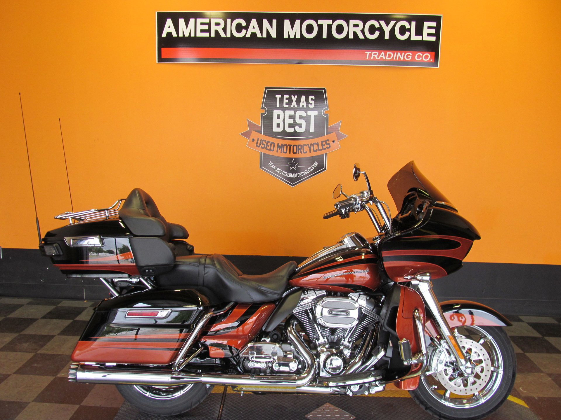 For Sale 2015 Harley-Davidson CVO Road Glide
