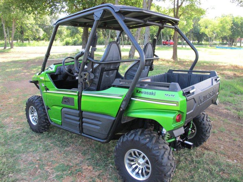 2014 Kawasaki Teryx 800 LE