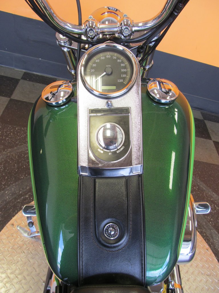 2007 Harley-Davidson Softail Custom