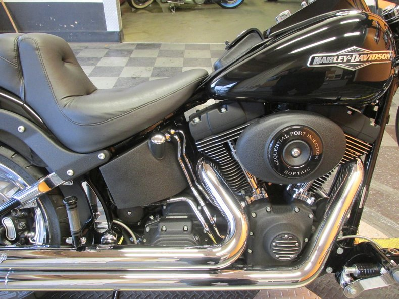 2006 Harley-Davidson Softail Night Train